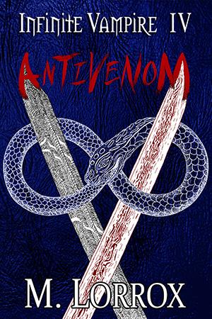 ANTIVENOM cover
