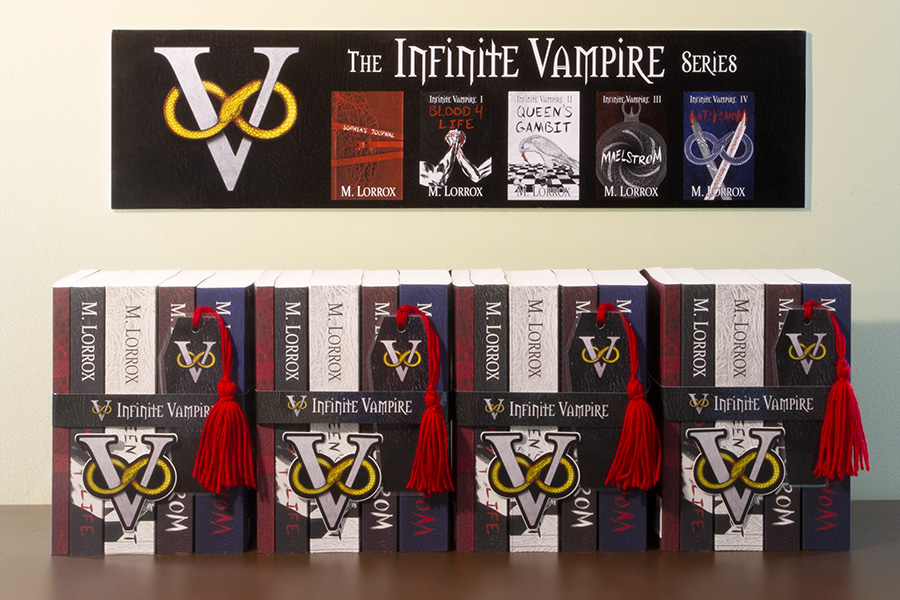 Infinite Vampire Box Sets
